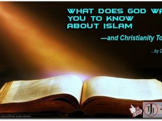 WHAT DOES GOD WANT YOU TO KNOW ABOUT ISLAM—and Christianity Too? ...by Dexter Van Zile