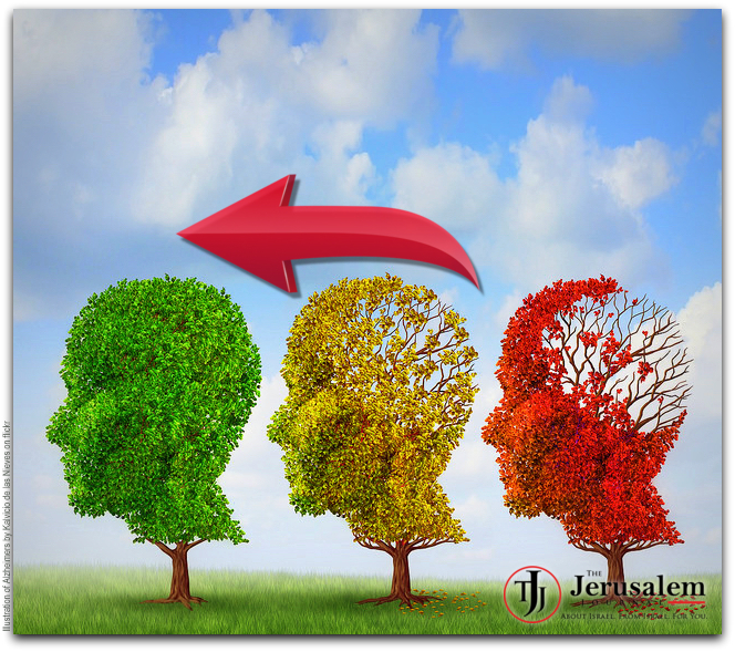 Alzheimers illustration Photo graphic by Kalvicio de las Nieves on flickr