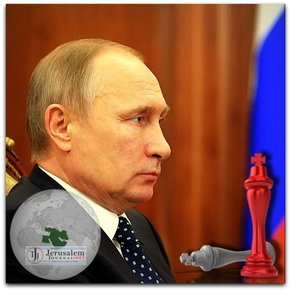 Putin in meeting closeup Photo Kremin website b LOGO