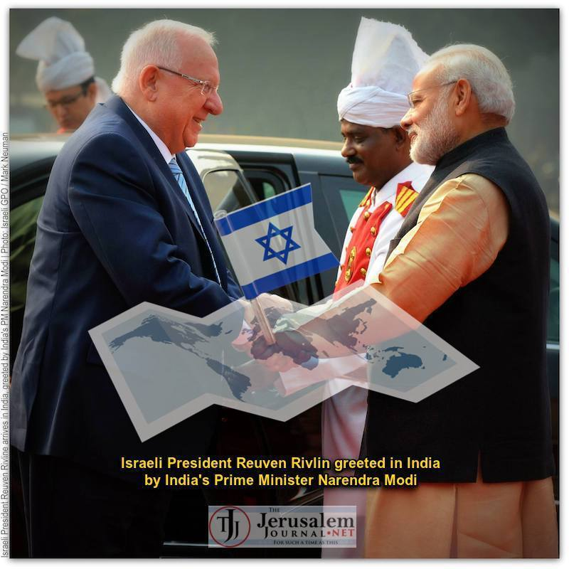 Montage Israel strengthening ties with India China Photo Israeli GPO Mark Neiman