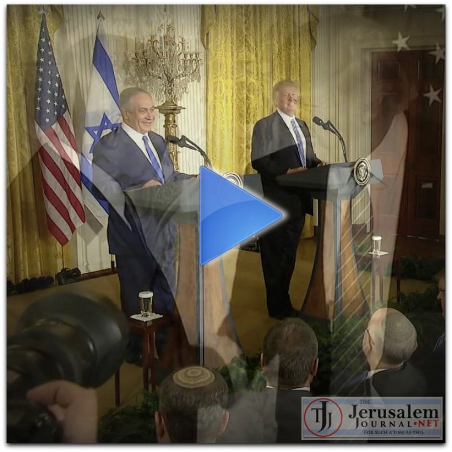 REFERENCE POINT: A COMPLETE RECORD OF THE NETANYAHU-TRUMP PRESS CONFERENCE